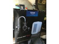 GROHE Red Duo Boiler Tank Brand New