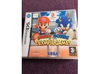 Nintendo DS Mario & Sonic game
