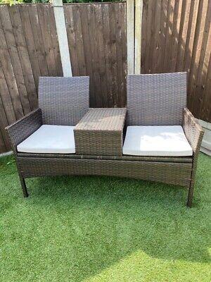 2 Seater garden furniture