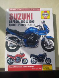 Haynes Service & Repair Manuals. Suzuki/Aprilia