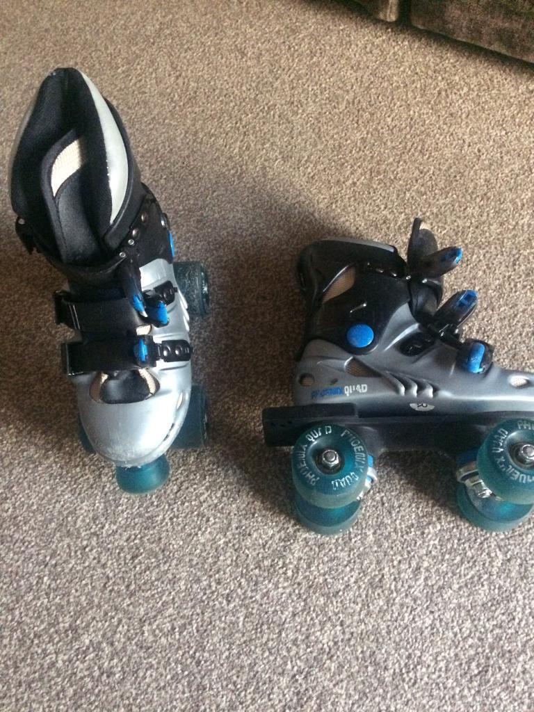 Roller skates size 13