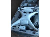 DJI phantom 4 Pro Drone, hardly used, perfect condition: