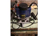 Power craft electric router