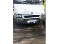 Ford Transit Mark 6 front end £150 ono