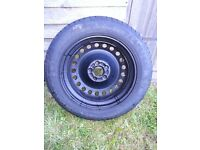 New Genuine Good Year Ford Mondeo 2000-2007 Spare Wheel Space Saver T125/85R16 16inch