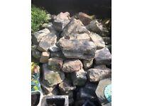 Stone material c100 blocks