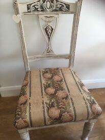 Beautiful bedroom Chair