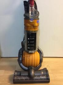 Dyson DC24 Small Ball Multi Floor Bagless Upright Vacuum Cleaner ..