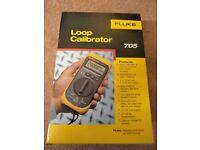 Brand New Fluke Loop Calibrator 705