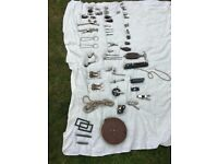 Lots of sailing dinghy fittings. Good quality, Proctor, Holt etc