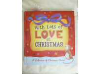 CHILDREN'S BOOK 'WITH LOT'S OF LOVE AT CHRISTMAS'