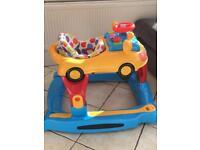 Mamas & Pappa's car baby walker