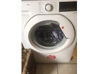 Hoover washing machine only 1 year old