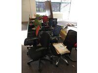17 x office seat