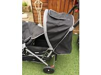 Double buggy excellent condition