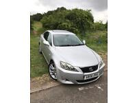 Lexus is250 sport very good condition in&out