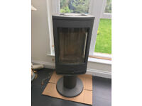 Wood Burner - Contura 780 Wood Stove and chimney - Offers accepted