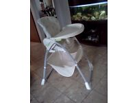 Baby Hi-Chair.