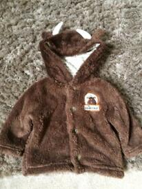 3-6 months gruffalo coat