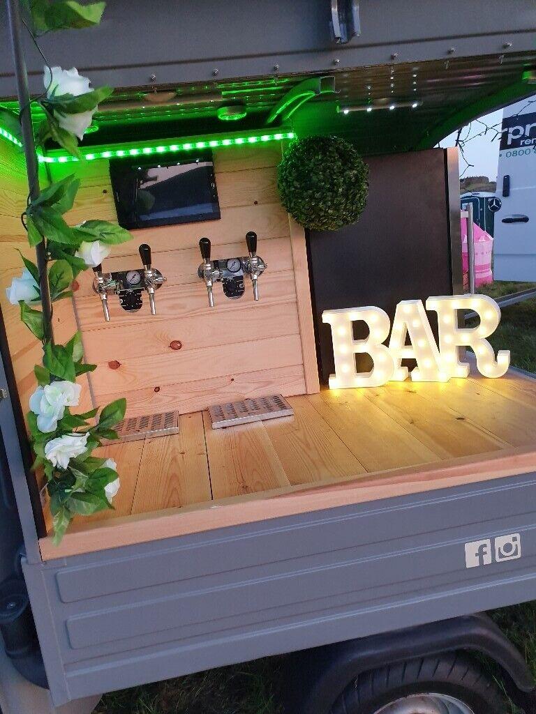 Piaggio Ape mobile bar | in Plymouth, Devon | Gumtree