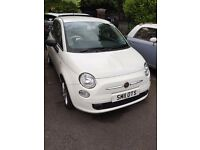 *FIAT 500 *Excellent Condition *Ideal first car *Low Mileage*