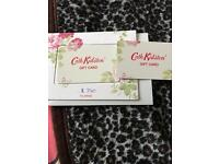 Cath kidston gift cards