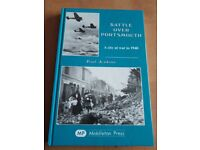 BATTLE OVER PORTSMOUTH BOOK EXCELLENT CONDITION