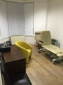 Therapy room to rent in Colne, Lancs