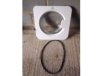 Indesit Washing Machine door and belt PARTS