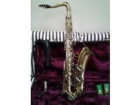 Boosey & Hawkes 400 series tenor saxophone in vgc