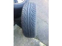 3 Tyres for sale