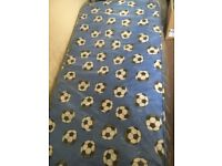 Junior bed spring mattress 90x190cm, never used for sleeping