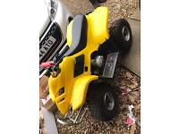 50cc 4 stroke kids quad auto