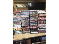 Job lot DVDs 300+