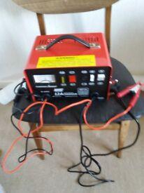 maypole 12/24 volt battery charger