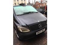 Mercedes Vito TAXI 2.1litre Diesel