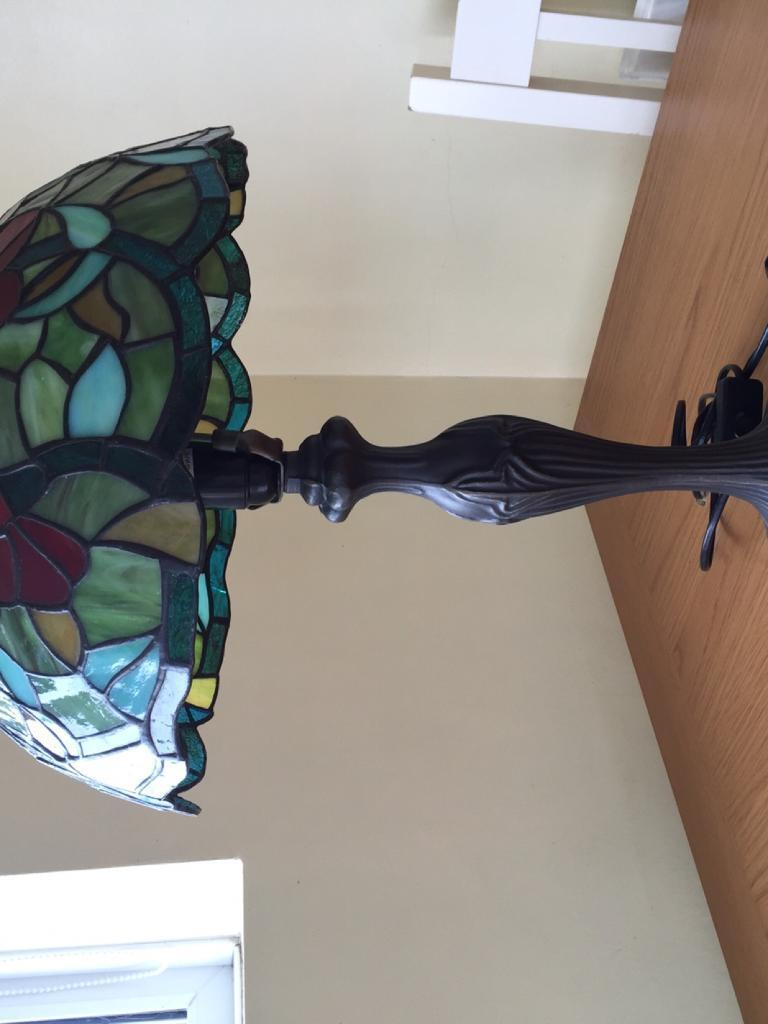 Tiffany style lampin Wickford, EssexGumtree - Tiffany style lamp change of decor forces sale collect from wickford text me thanks