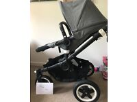 Bugaboo Buffalo in Grey Melange