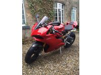 Ducati Panigale 1199 S. Great condition. 1 owner from new. Full Ducati service history