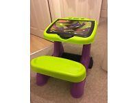 Teenage mutant ninja turtles desk and chair