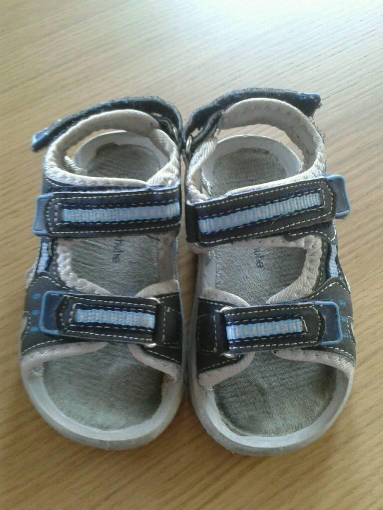 Boys sandals size 22in Welwyn Garden City, HertfordshireGumtree - Only worn few times Good condition