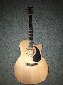 Marina Farida electro-acoustic guitar. Bargain