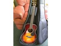 Unused gift, Yamaha acoustic 6 string