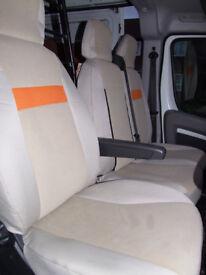 camper van seat covers