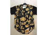 Sik Silk baseball shirt Medium