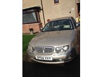 Rover 75 CDTI SE 2L Diesel Top of the Range Best in its day