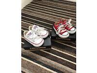 Infant Converse