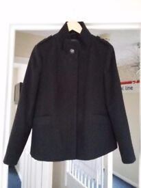 BRAND NEW - Marks & Spencer coat - size 16