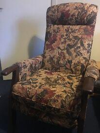 3 Joynson Holland Armchairs