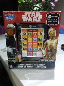Star Wars Me Reader Electronic Reader and 8-Book Library